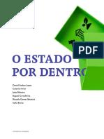 o Estado Por Dentro Uma Etnografia Do Poder e Da Administracao Publica Em Portugal