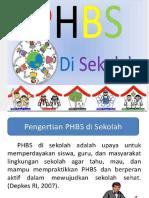 phbs sekolah