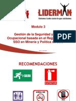 Contenido-5-Curso 01 Modulo 3 Gestión de La SSO y Política de Seguridad y Salud Ocupacional