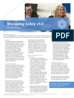 IOSH Managing Safely v5 - Detailed Changes