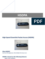 7. HSDPA Key Features