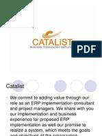 Catalist Brochure