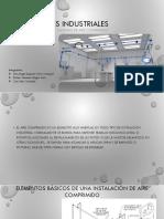 Airecomprimido Instalaciones Industriales