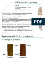 Application of Friction
