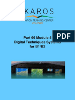 Module 5 (B1.B2) Digital Techniques Systems