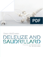 1-Deleuze and Baudrillard_ From C - Sean McQueen