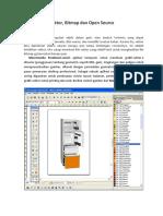 Vektor, Bitmap Dan Open Source