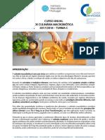 Programa Culinaria Macrobiotica