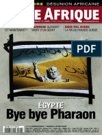 Égypte - Couverture Jeune Afrique (n°2613)