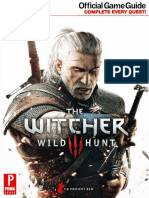 The Witcher 3 Wild Hunt Guide PDF