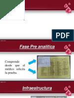 fase pre-analitica