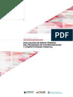 Evaluación de Medio Término del Programa de Sustentabilidad Forestal