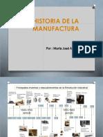 Albuja Maria -Historia de La Manufactura