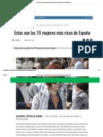 El Dueño de El Pozo, Desbancado Como La Primera Fortuna de Murcia _ Papel_historias