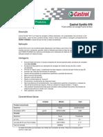Ficha Tecnica Syntilo 916 Portugues
