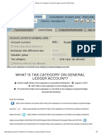 What is Tax Category on General Ledger Account_ _ SAP Expert