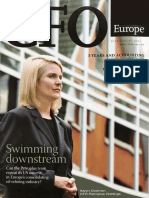 Interview with Karyn Ovelmen - Turnaround and Transformational CFO in CFO Europe Magazine