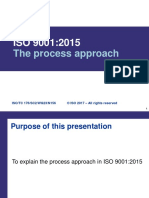 ISO9001 2015 Process Approach Presentation