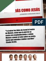 Más y Más Como Jesús