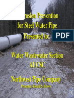 WW 11 Corrosion Prevention of Steel Pipe 2012