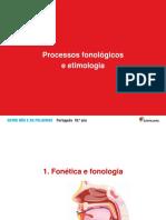Por12 Processos Fonologicos Etimologia