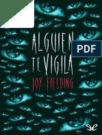 Fielding Joy - Alguien te vigila.epub
