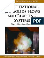 Computational Gas-Solids Flows and Reacting Systems - Theory, Methods and Practice (2011)