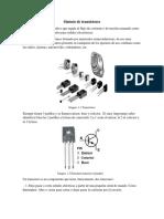 Síntesis de Transistores-electronica Analogica