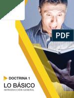 Doctrina Ccsm Guía 01 Conceptos Básicos
