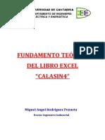 Fundamento Teórico de CALASIN v4.0