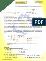 Polinomios Division