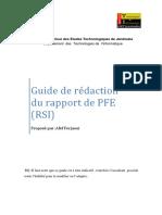 Template Rapport PfeRSI