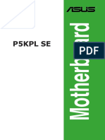 Asus p5kpl-Se Nopw