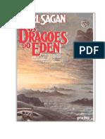 Os Dragões Do Éden - Carl Sagan