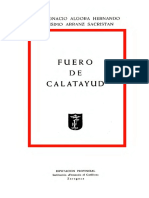 Fuero de Calatayud