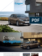 Dacia Logan Brosura 2017