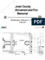 Lorain County Law Enforcement and Fire Memorial