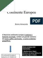 Limites Naturais Europa (1)