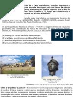 AULÃO UERJ_Questões de História Do Brasil_Solidariedade