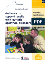 Leaflet Autism
