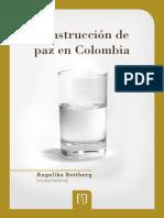 Construcción de paz en Colombia p. 1