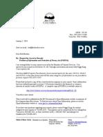 TheBreaker Release of Assets for Economic Generation FOI