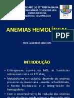 03. Anemias hemolíticas