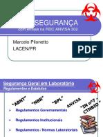 Biosseguranca RDC302 Marcelo
