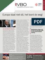 Europa staat niet stil, het toont de weg!, Infor VBO 28, 9 september 2010