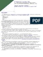 PT CR 4-2009 - Ediţia 1 - Autorizarea Persoanelor Juridice Pentru Efectuarea de Lucrări La Instalaţiiechipamente (Anexa Nr. 1))