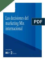 Decisiones Marketing Mix Internacional P9