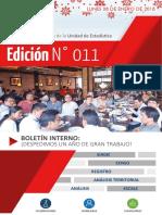 BOLETÍN NIUES 011