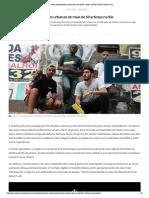 Mostra reúne intervenções urbanas de mais de 50 artistas no Rio