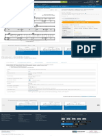 Sia _Chandelier (Piano Version)_ Sheet Music in G Minor (Transposable) - Download & Print - SKU_ MN0146399